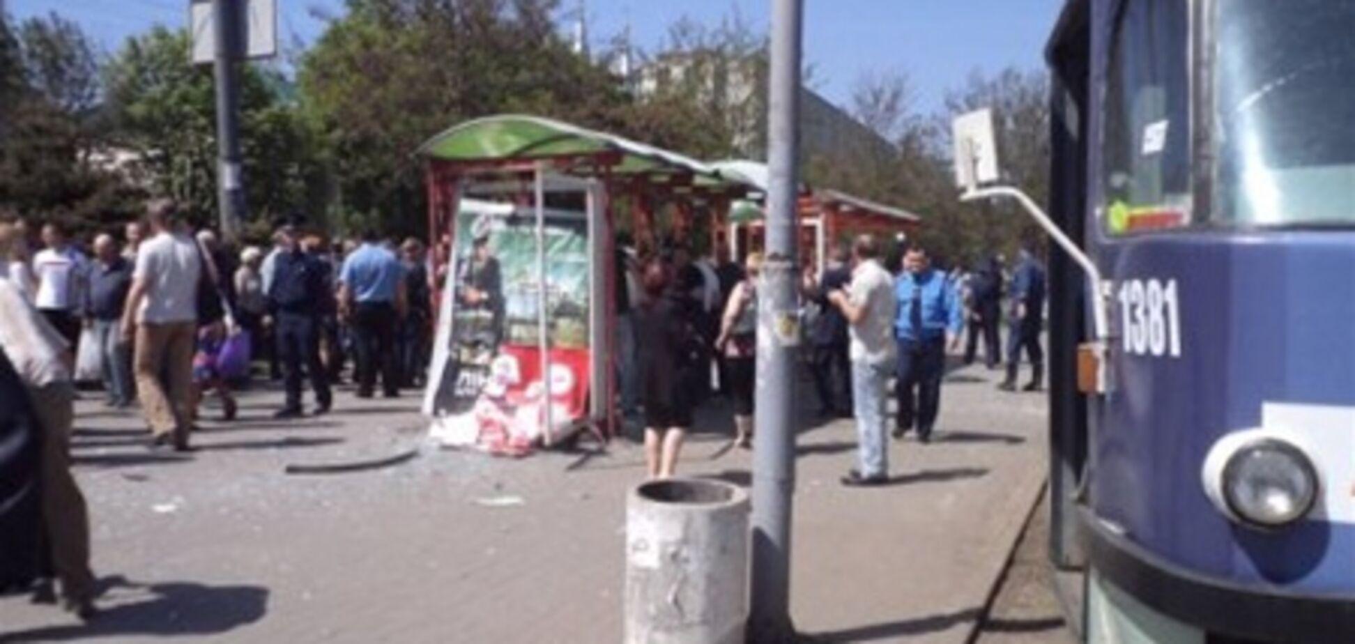 В Днепропетровске блокирована мобильная связь