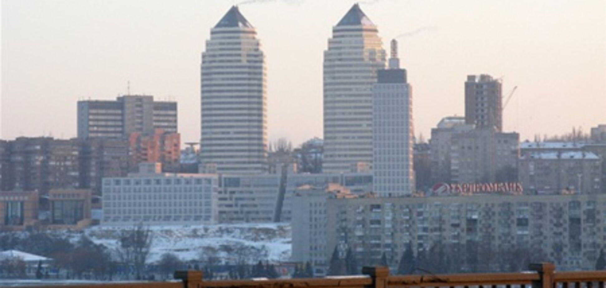 В центре Днепропетровска произошел взрыв