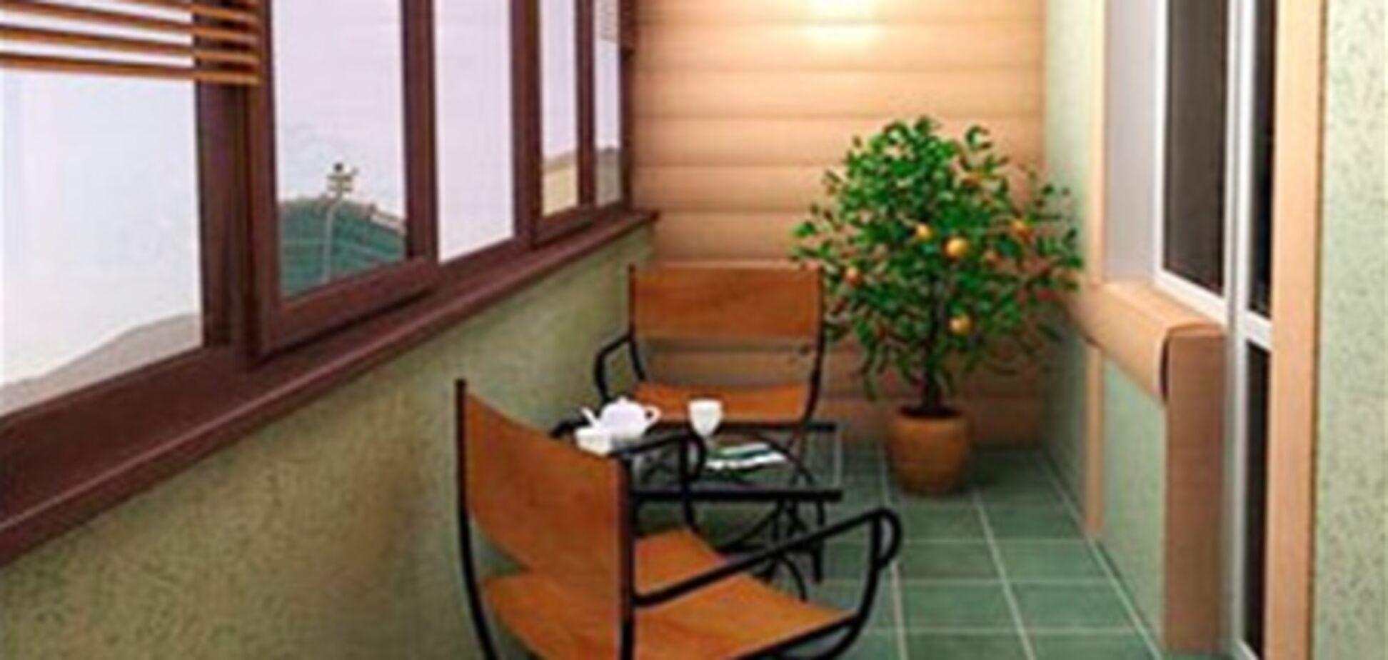 Мебель для балкона и лоджии, обустраиваем балкон