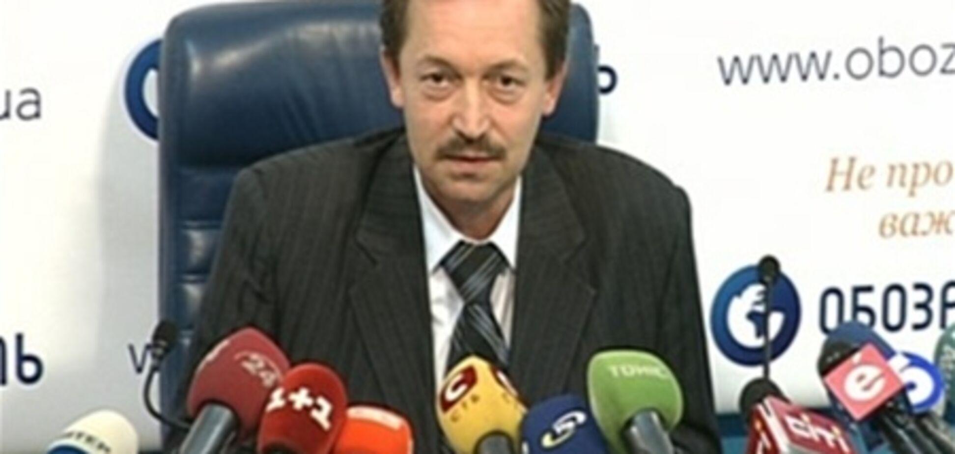 МВД: мобильную связь в Днепропетровске не отключали