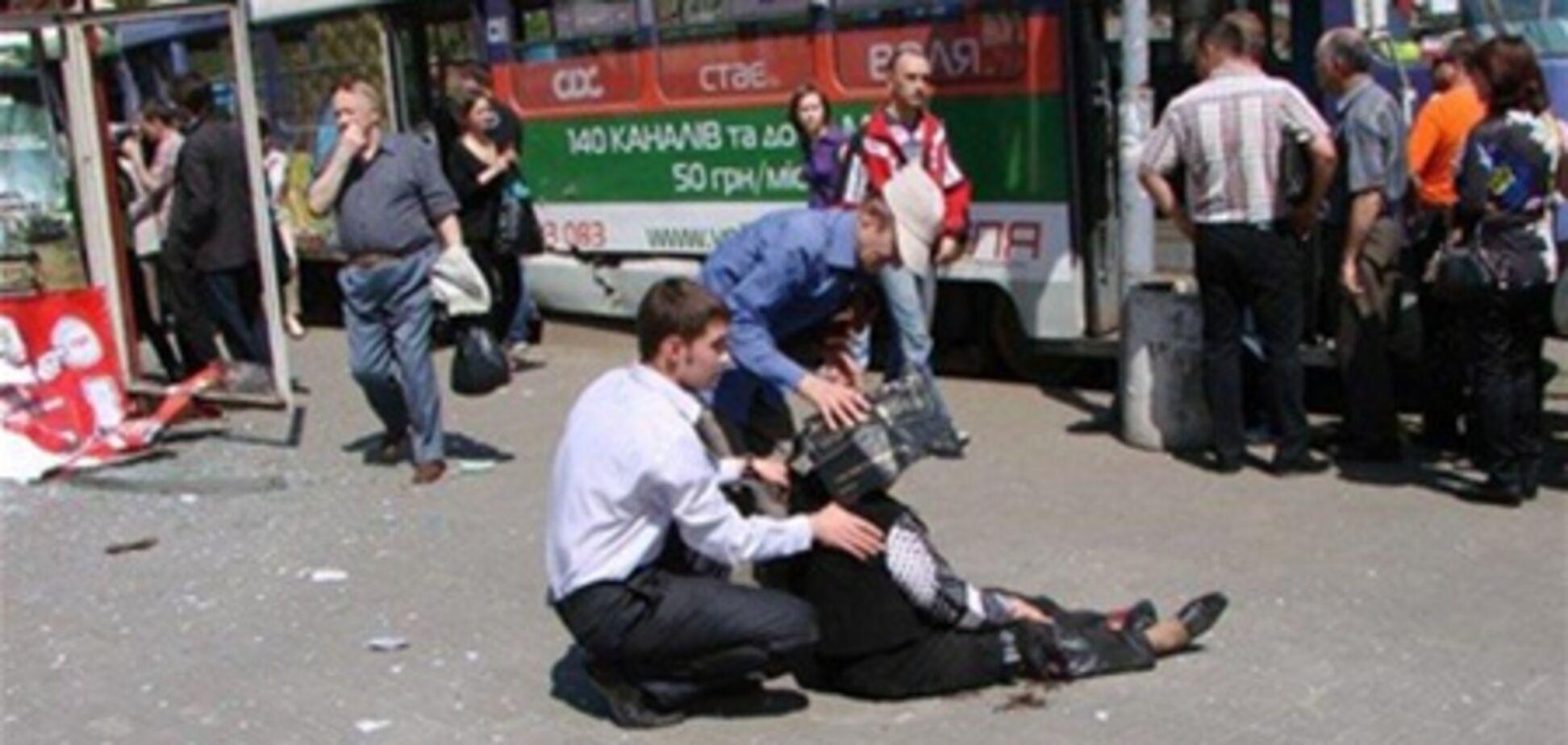 МВД привлекло внутренние войска для патрулирования Днепропетровска