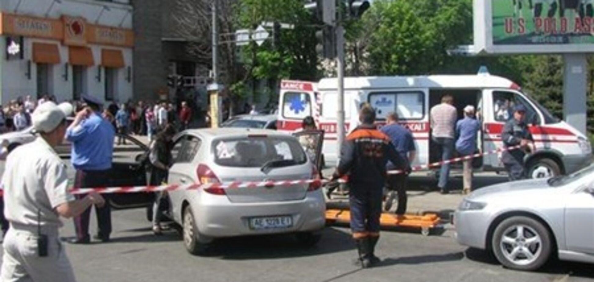 От взрывов в Днепропетровске пострадали 30 человек - Минздрав