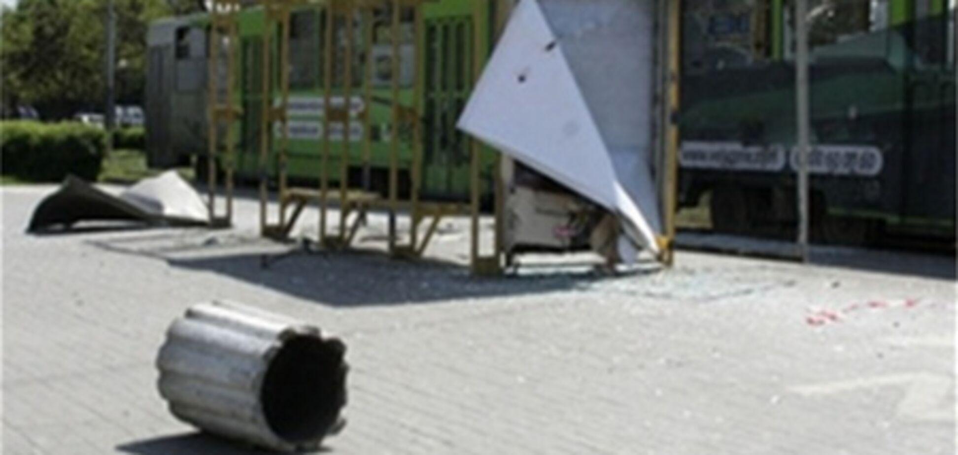 У МВС не побачили політики у дніпропетровських вибухах