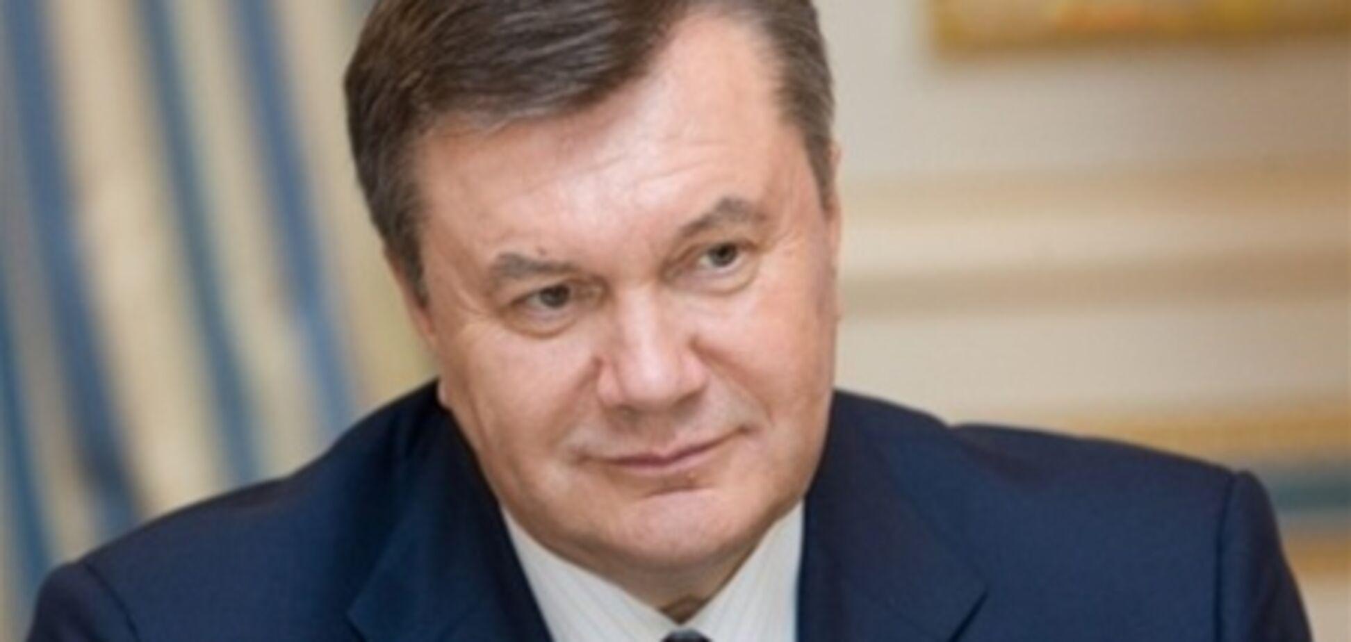 Янукович: число версий теракта в Днепропетровске сократилось