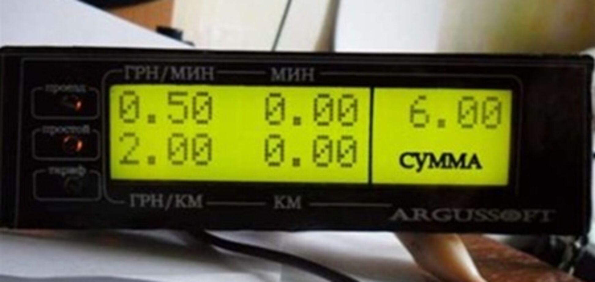 После взрывов в Днепропетровске таксисты взвинтили цены