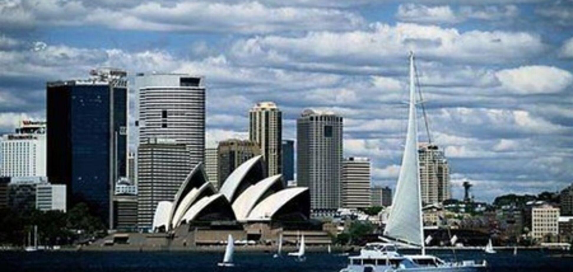 Цены на недвижимость Австралии снижаются