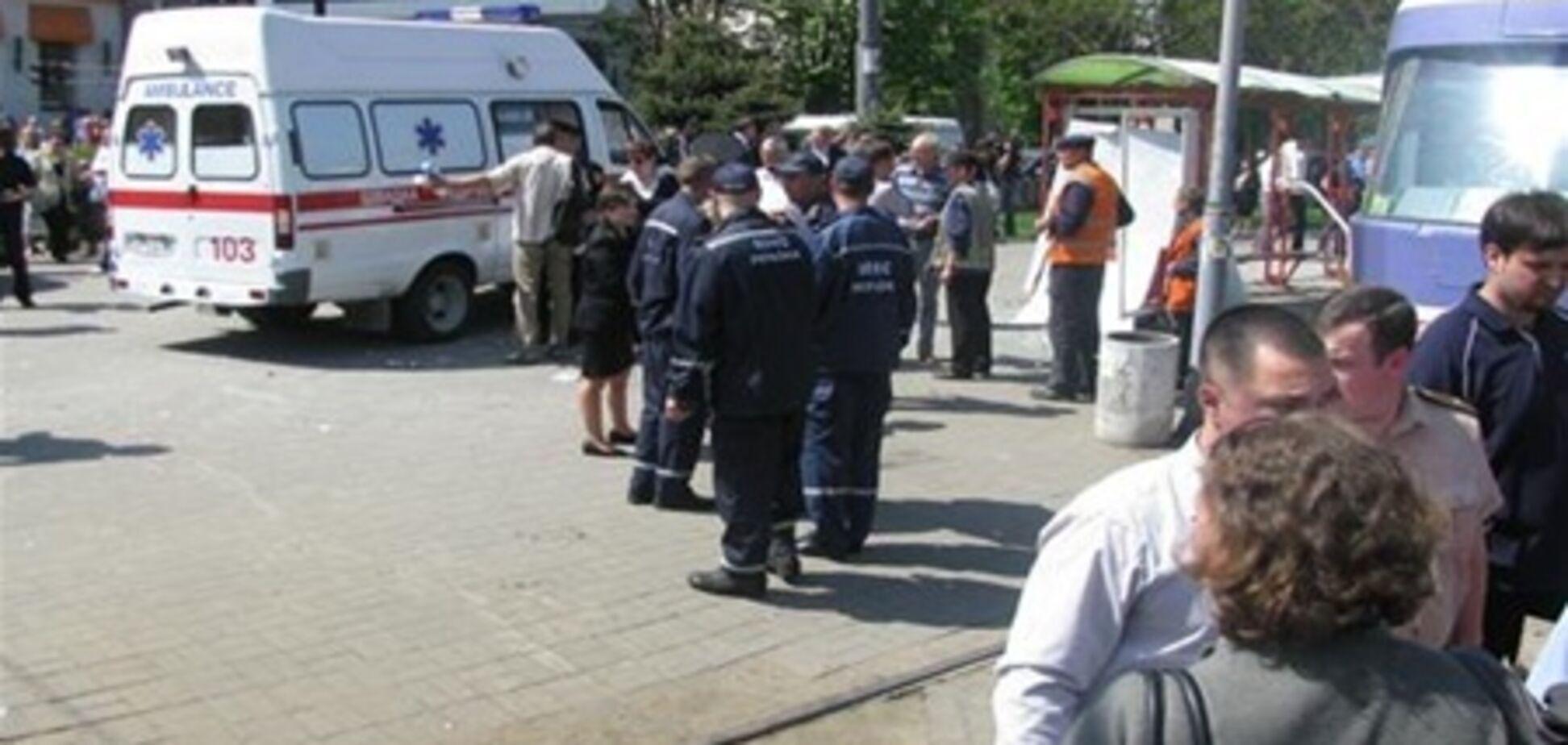 Организаторы взрывов в Днепропетровске написали письмо МВД и СБУ
