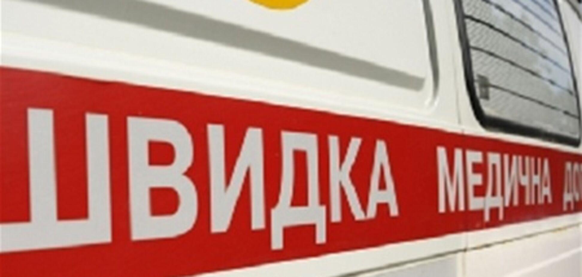 Три человека пострадали от взрыва в Днепродзержинске