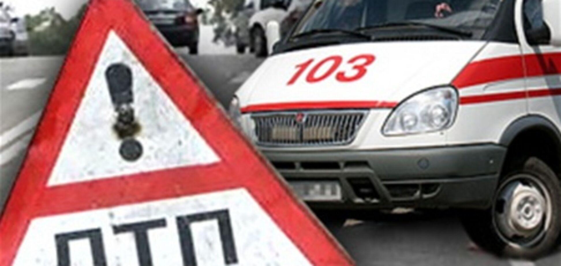 На Полтавщине легковушка влетела в грузовик: четверо погибших, в том числе ребенок