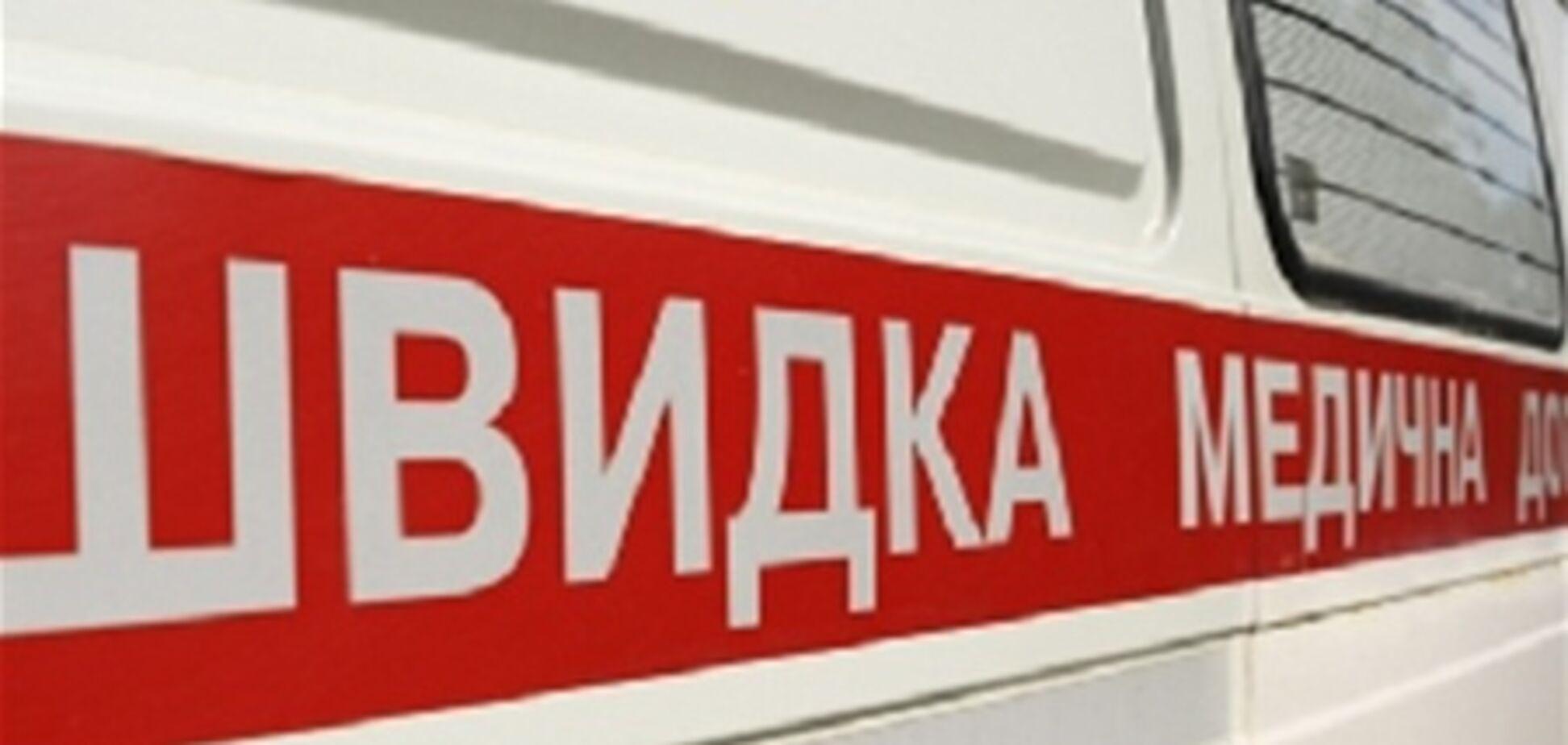 Под Киевом водитель совершил самосожжение при встрече с ГАИ