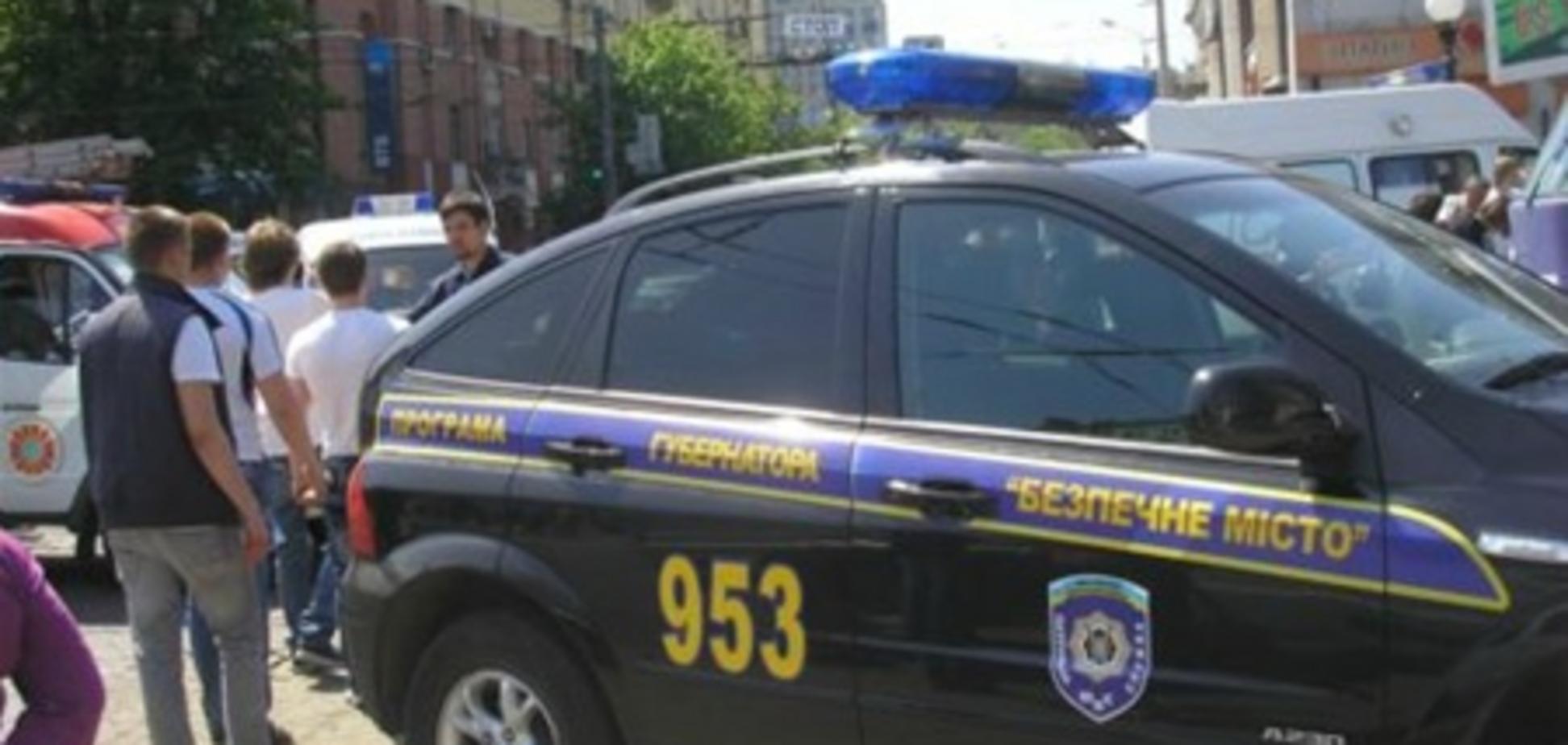 Дела по взрывам в Днепропетровске расследуют отдельно