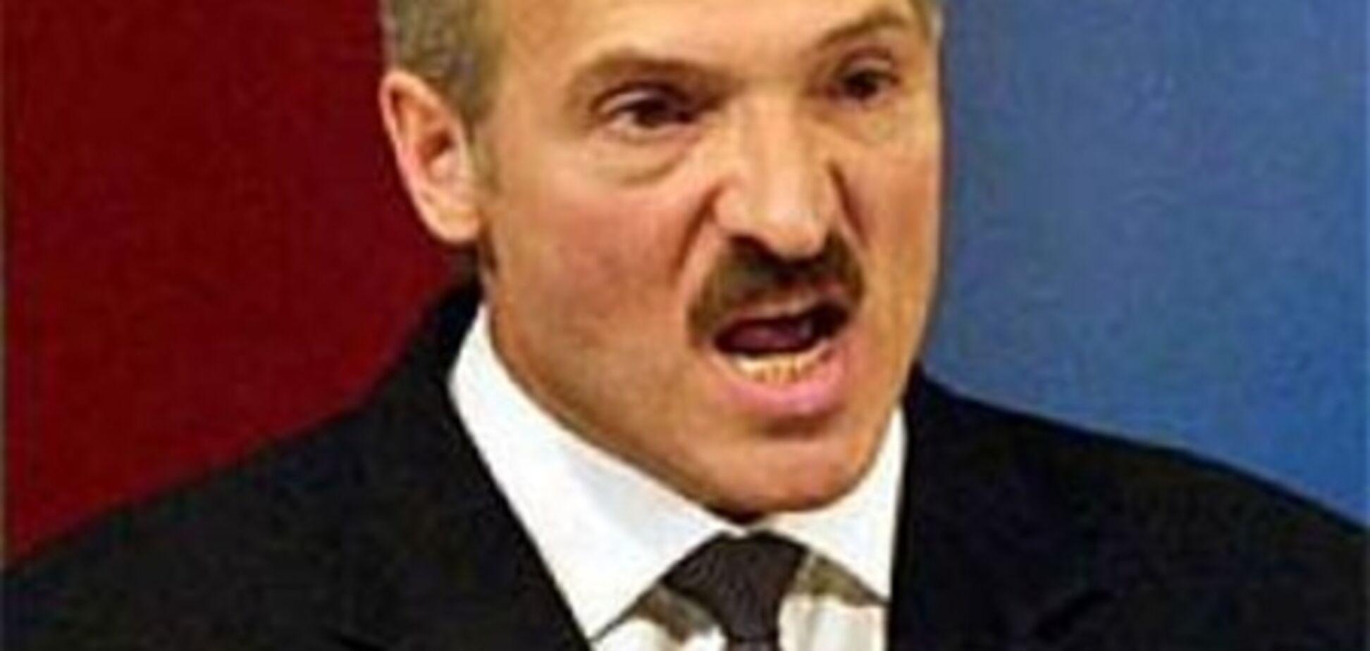 Лукашенко лежав у психлікарні