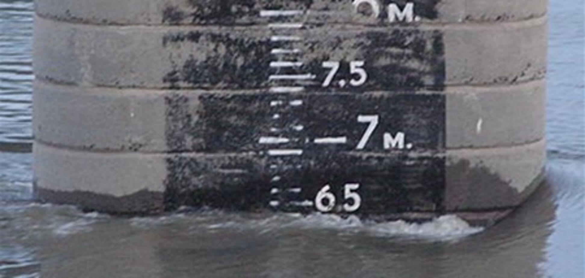 МЧС: уровень воды в реках продолжает повышаться