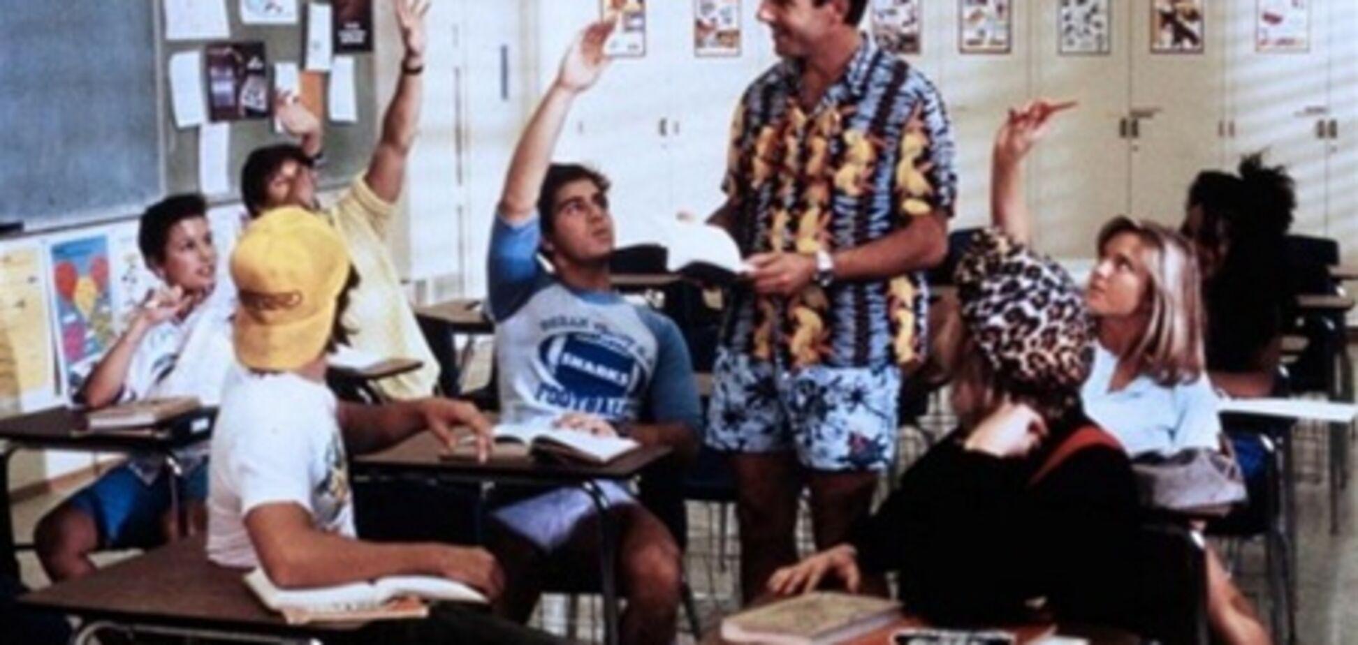 Адам Сэндлер отправится в «Летнюю школу»
