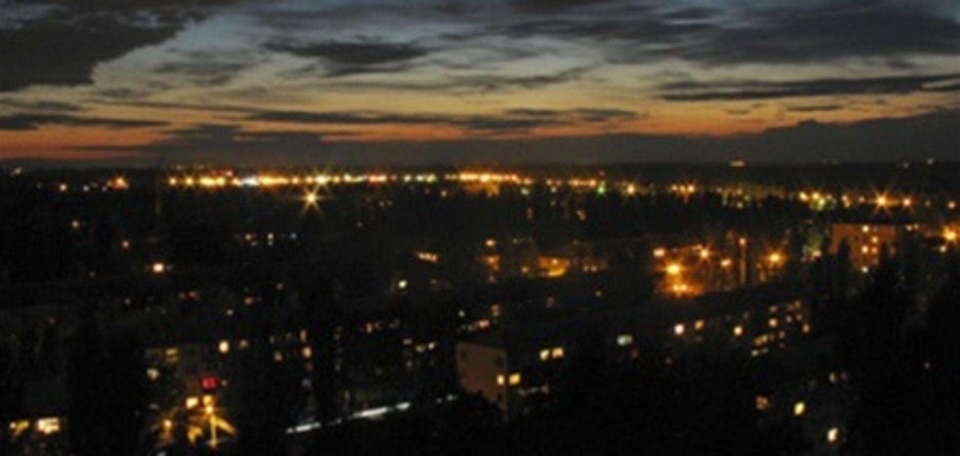 Киевские улицы станут светлее