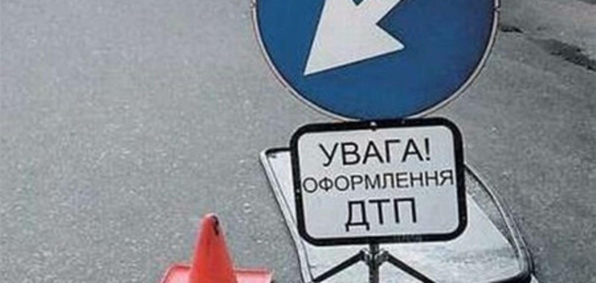 У МВС заперечують участь дочки генерала в ДТП з авто депутата