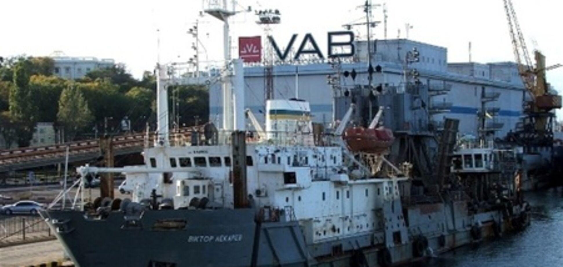 Украинские моряки объявили голодовку в Турции