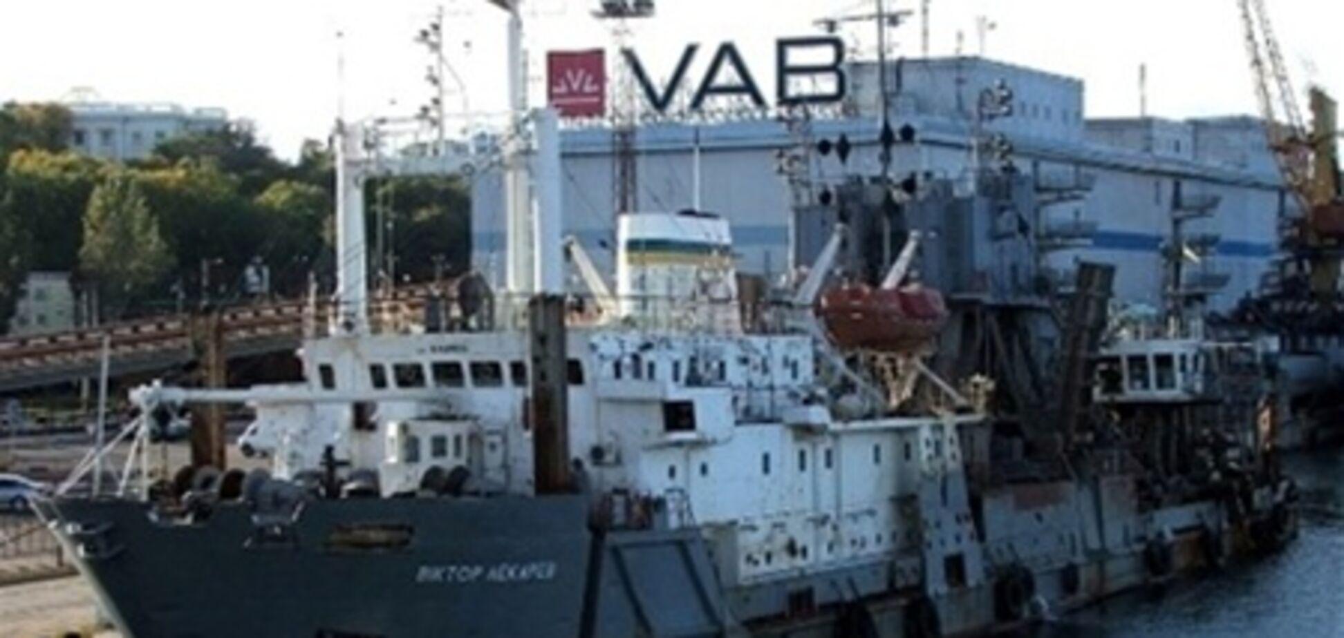 МИД проверяет информацию о голодовке украинских моряков в Турции