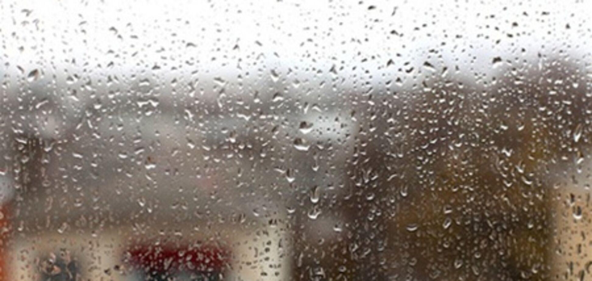 Грозовые дожди испортят выходные