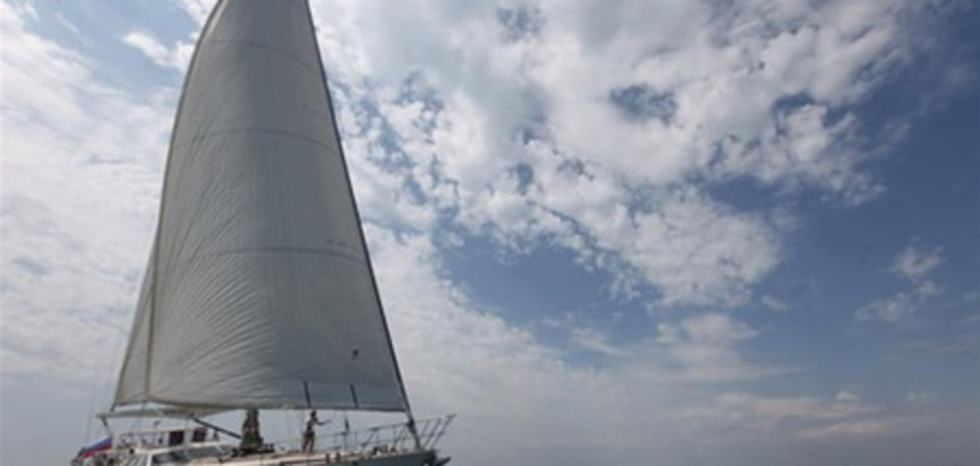 Экипаж яхты с украинцами на борту, пропавшей в Антарктиде, вышел на связь