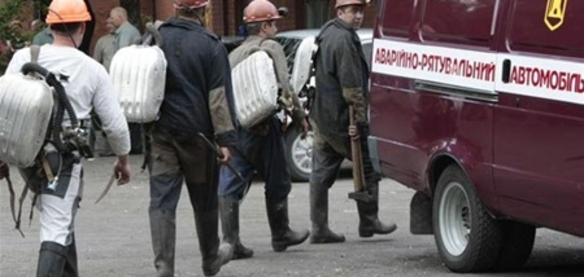 Авария на шахте в Енакиево: погиб горняк