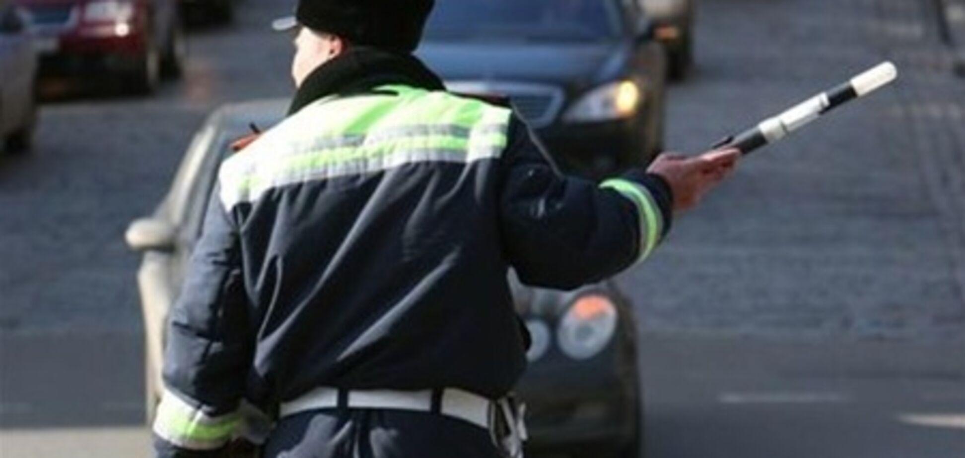 Пьяный депутат подрался с гаишниками на Львовщине