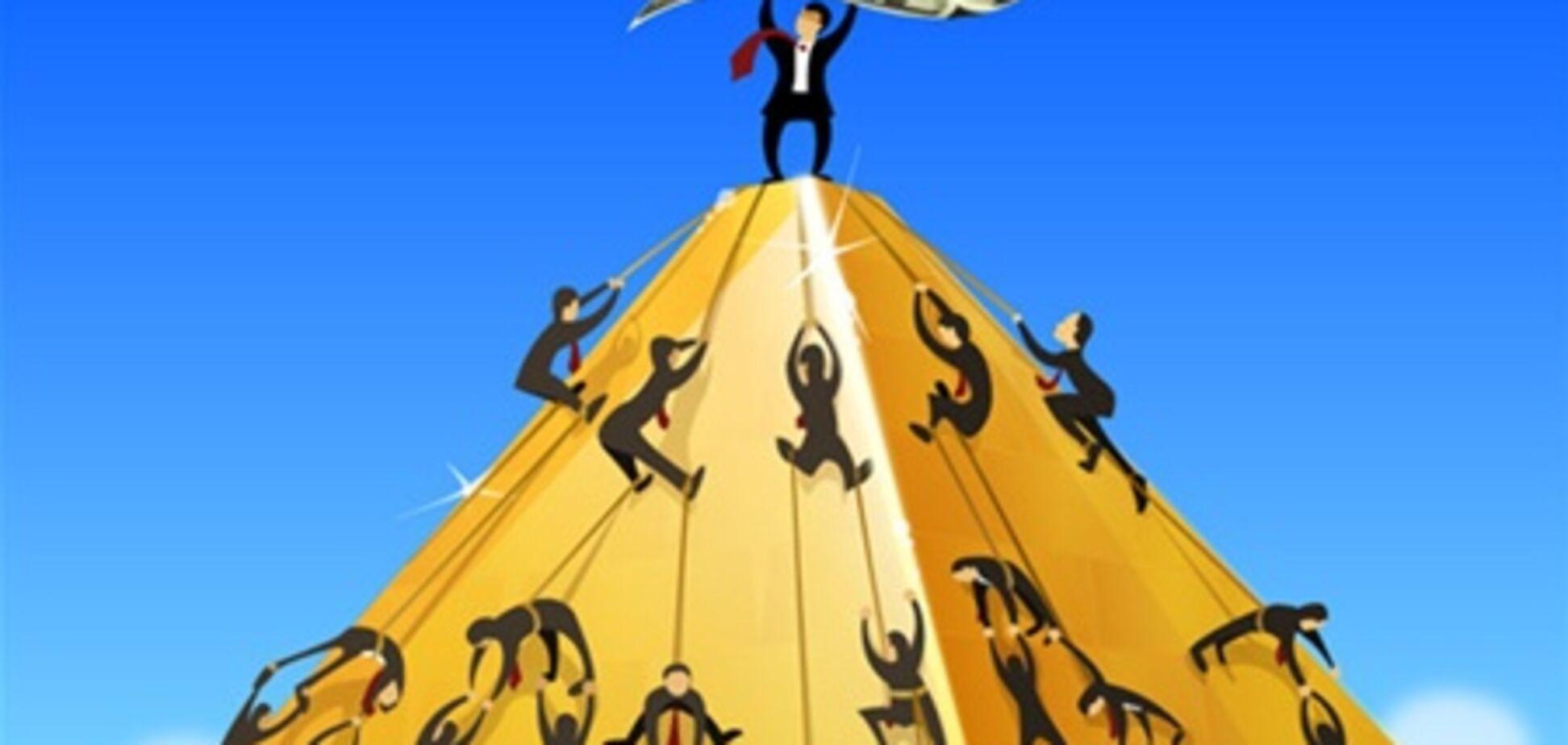 Житель Винницы обманул 20 человек, организовав финансовую пирамиду