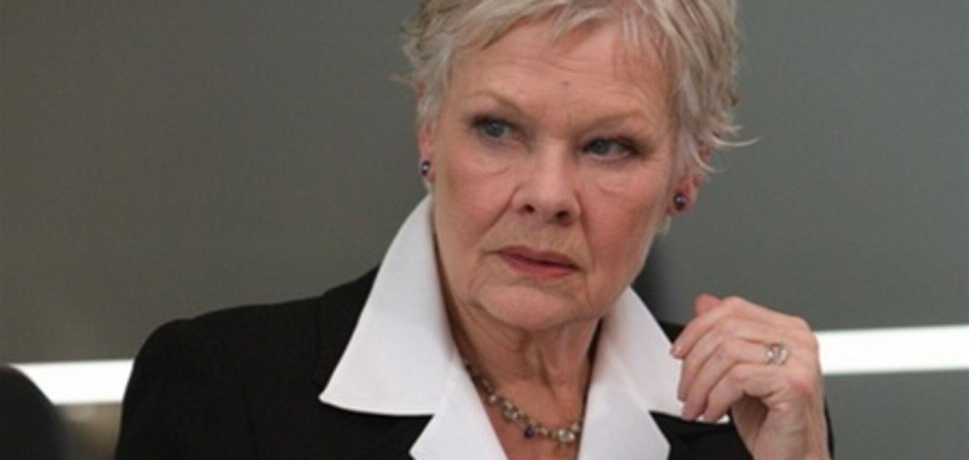 Джуди Денч уходит из «бондианы»