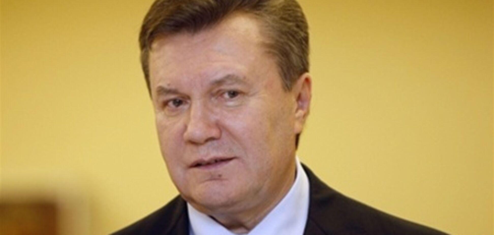 Янукович требует проверить Лукьяновское СИЗО