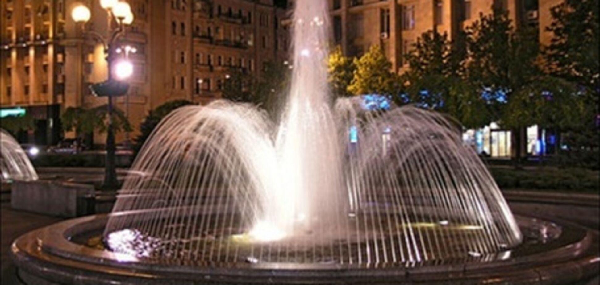 В Киеве появятся два новых фонтана