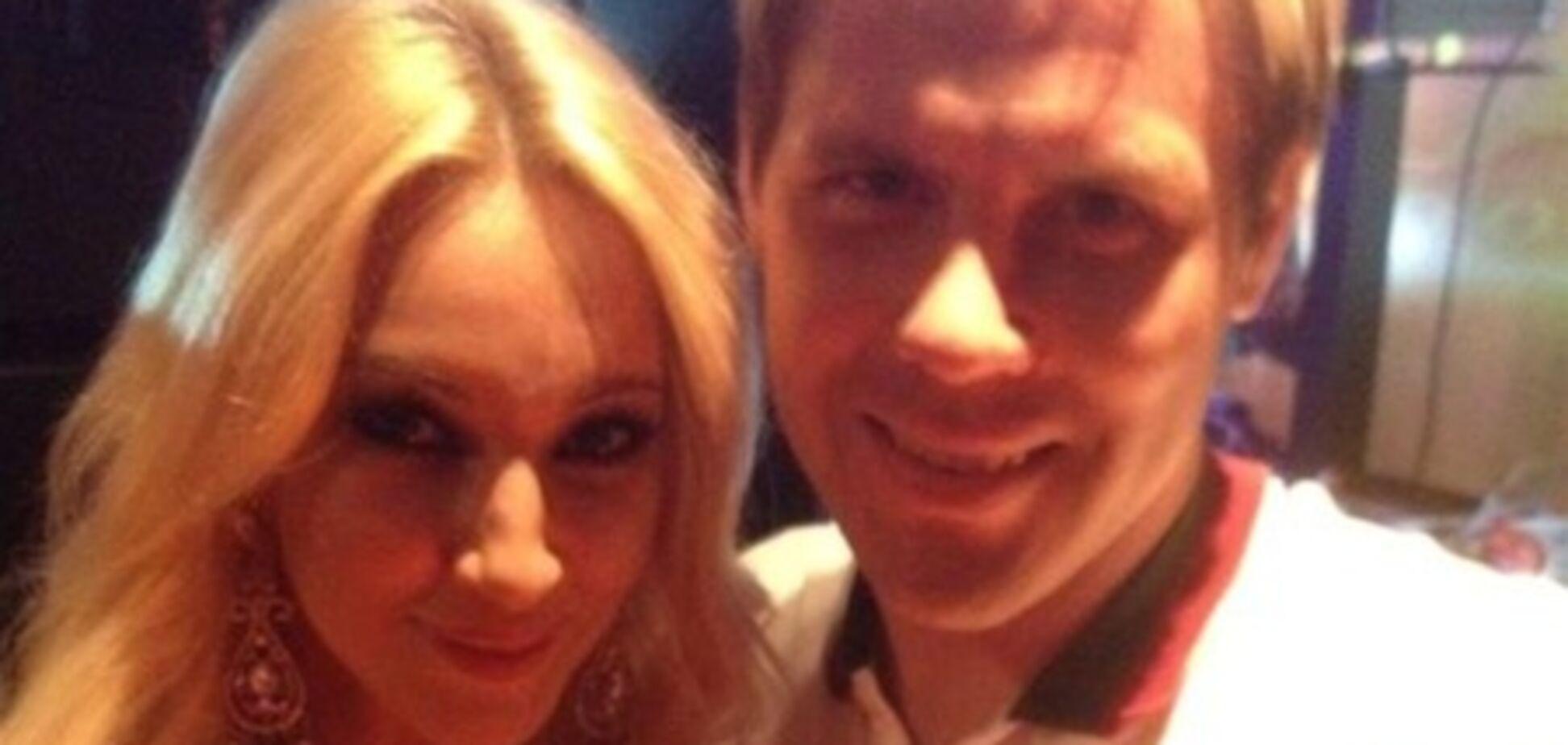 Лера Кудрявцева зняла на відео попки футболістів 'Шахтаря'