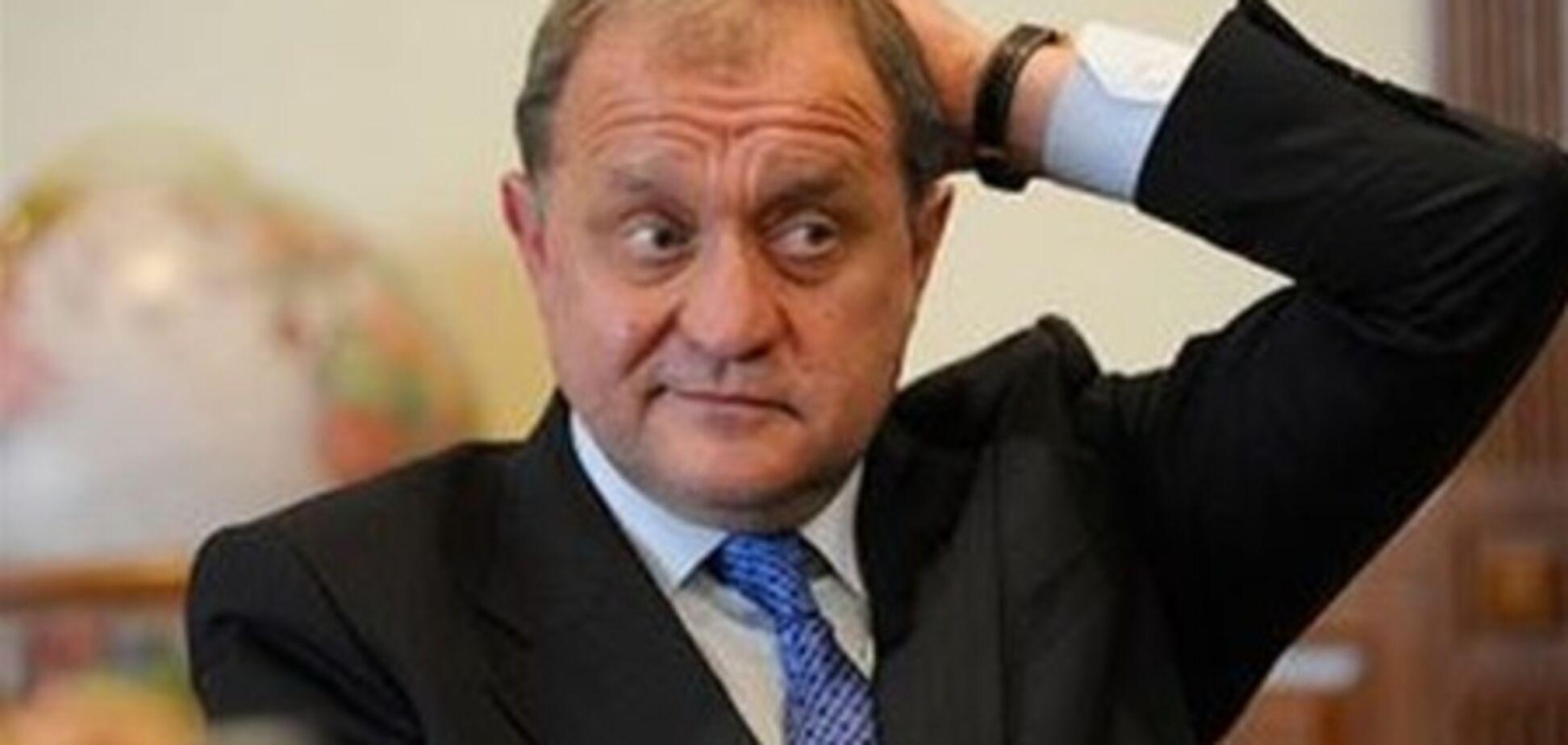 Могильов влаштовував кастинг на прес-секретаря?