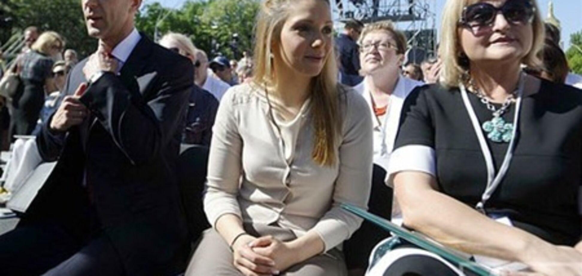Тимошенко носит Prada