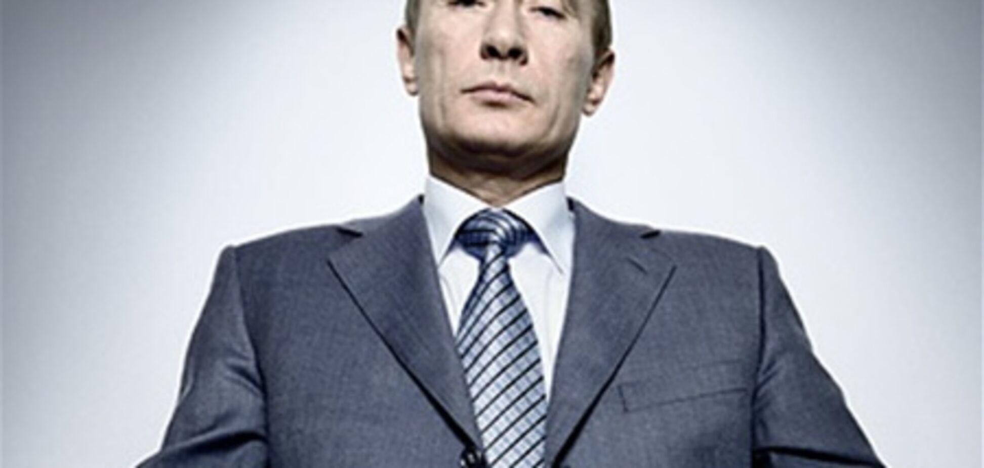 Путін - найбагатша людина у світі