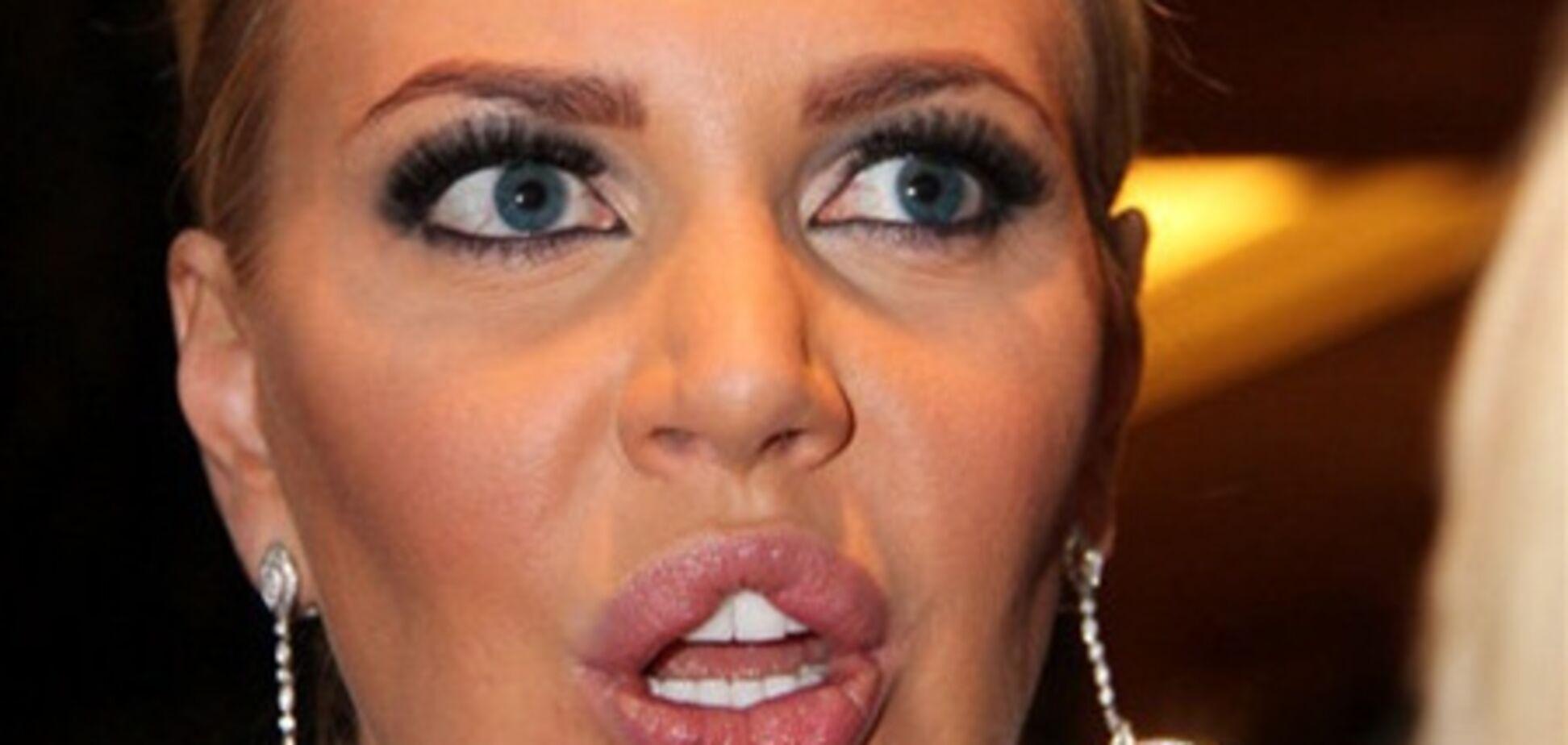 Маша Малиновская снова сделала пластику губ