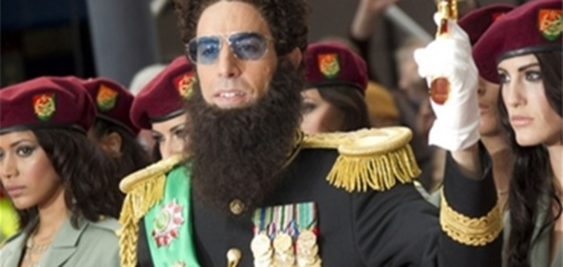 В Таджикистане запретили показывать фильм Диктатор