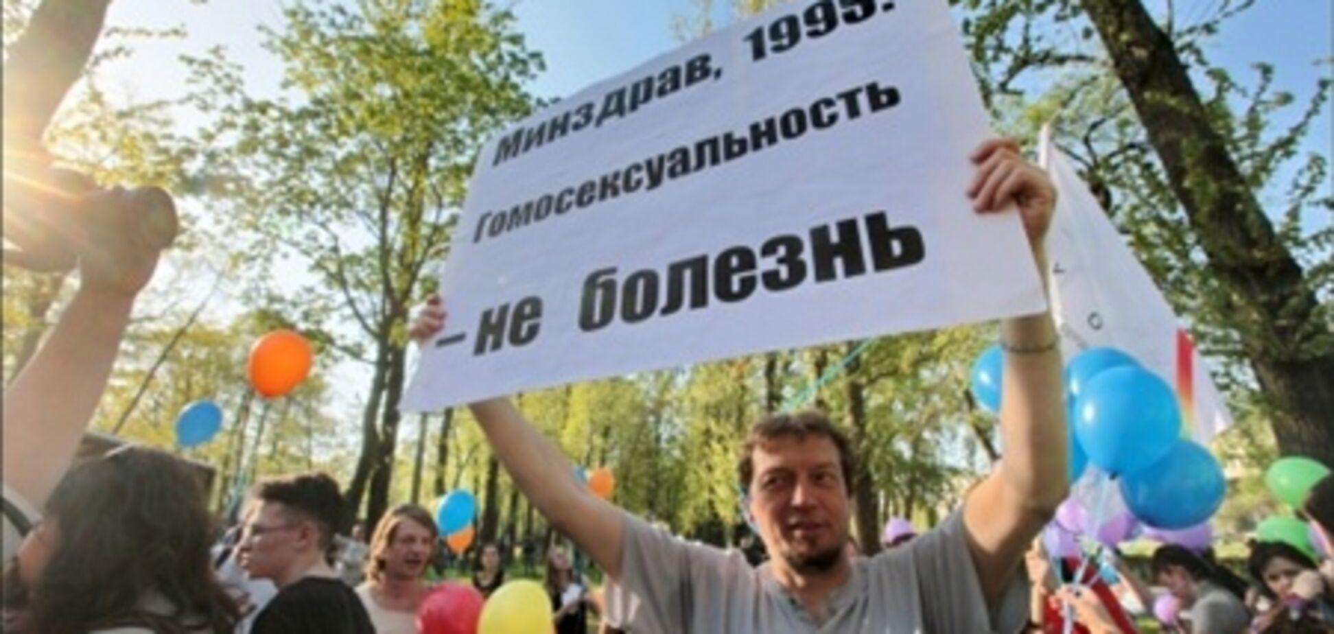 В Петербурге расстреляли участника гей-парада