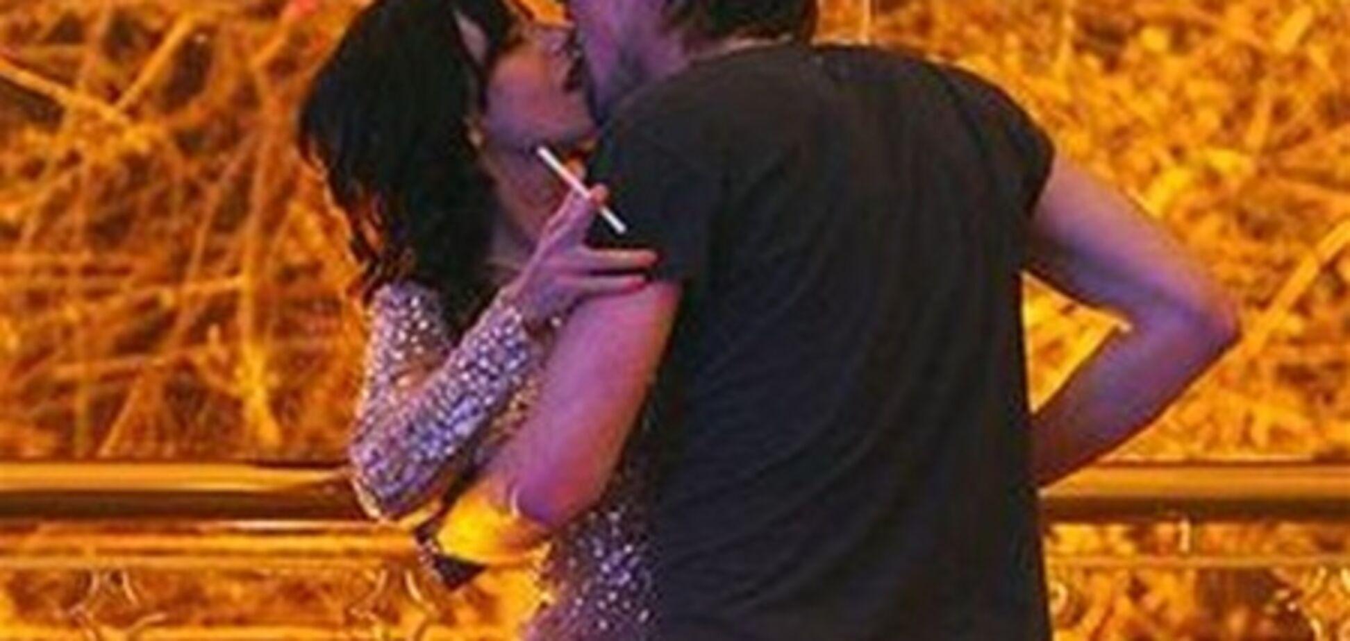 Билан и Юля Волкова страстно целовались у Киркорова на юбилее