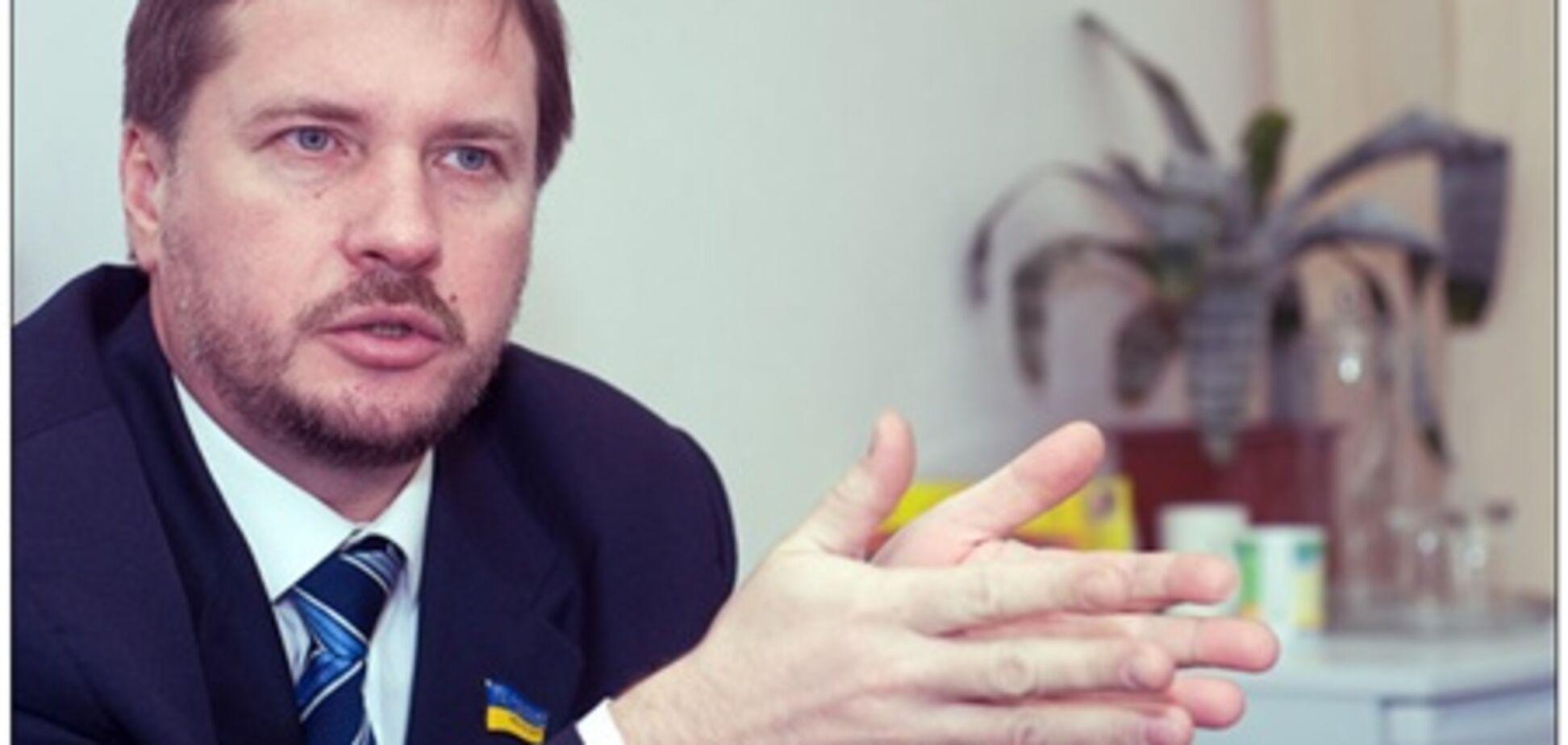Чорновил: БЮТ действует в интересах России