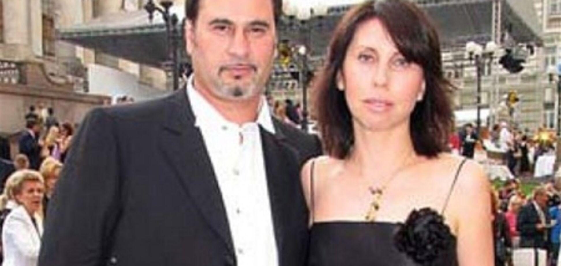 Дружина Валерія Меладзе подала на розлучення