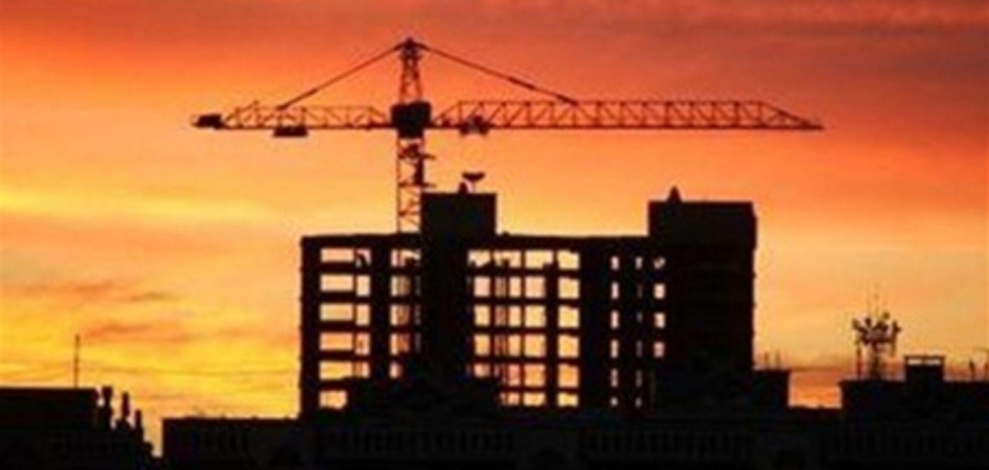 В Украине будут строить жилые дома за полгода