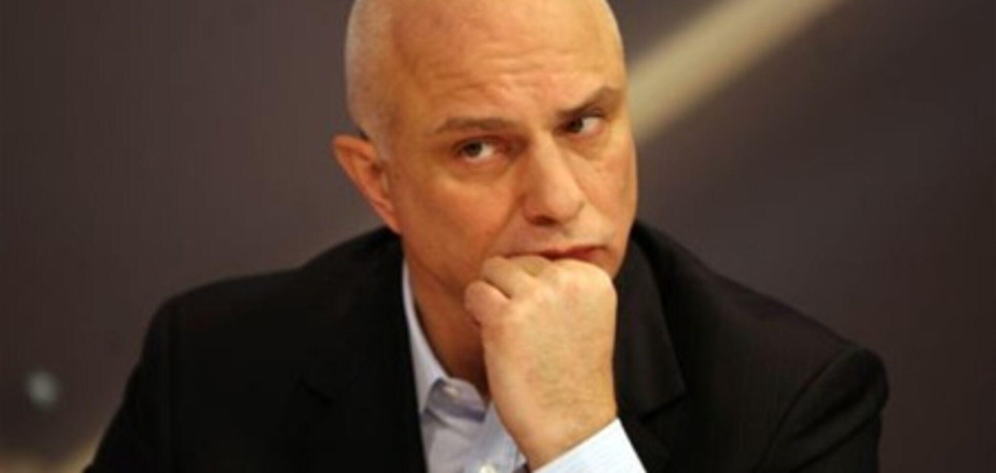 Олександр Тимошенко боїться приїжджати на похорон батька