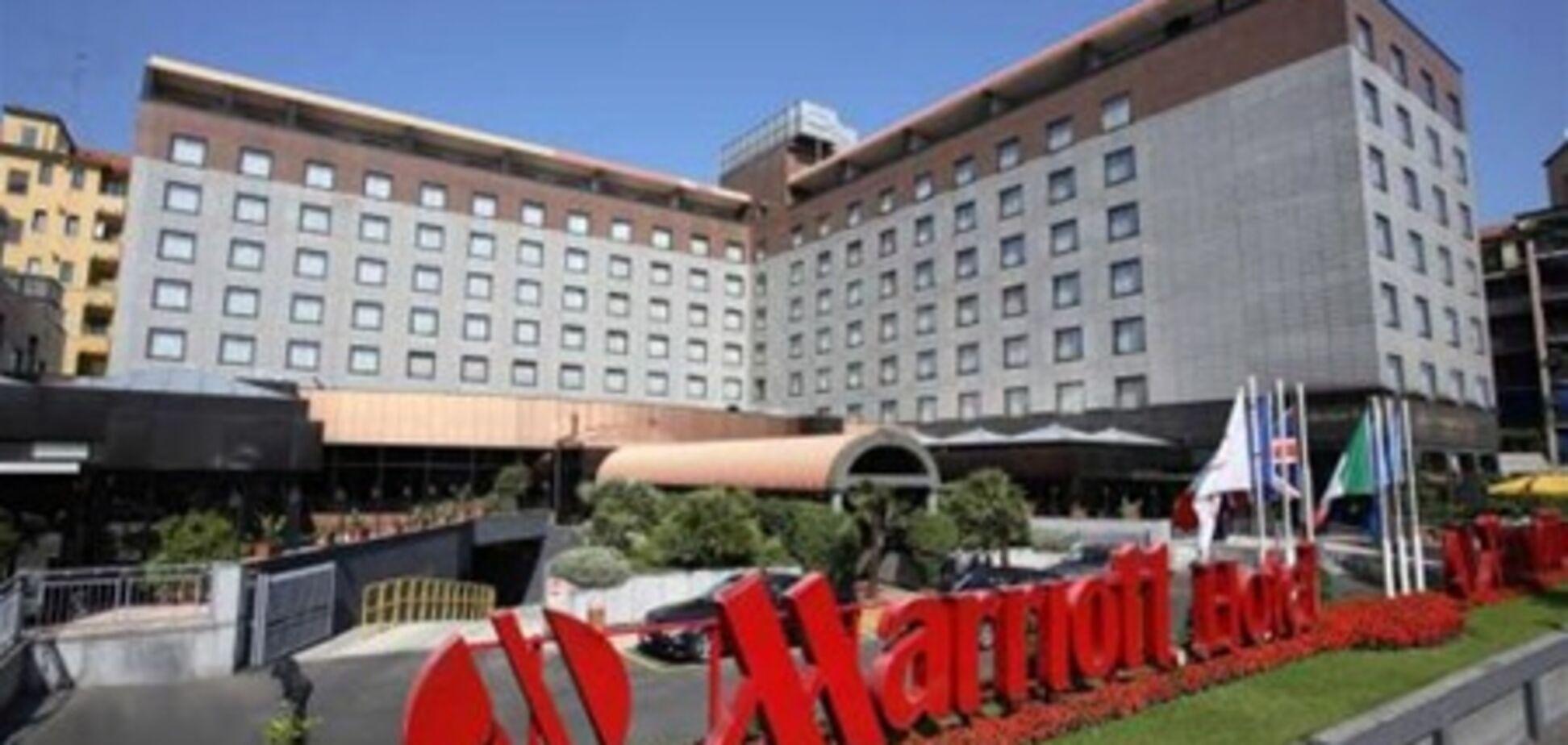 Marriott Hotels обзаведется 20-30 гостиницами в Украине