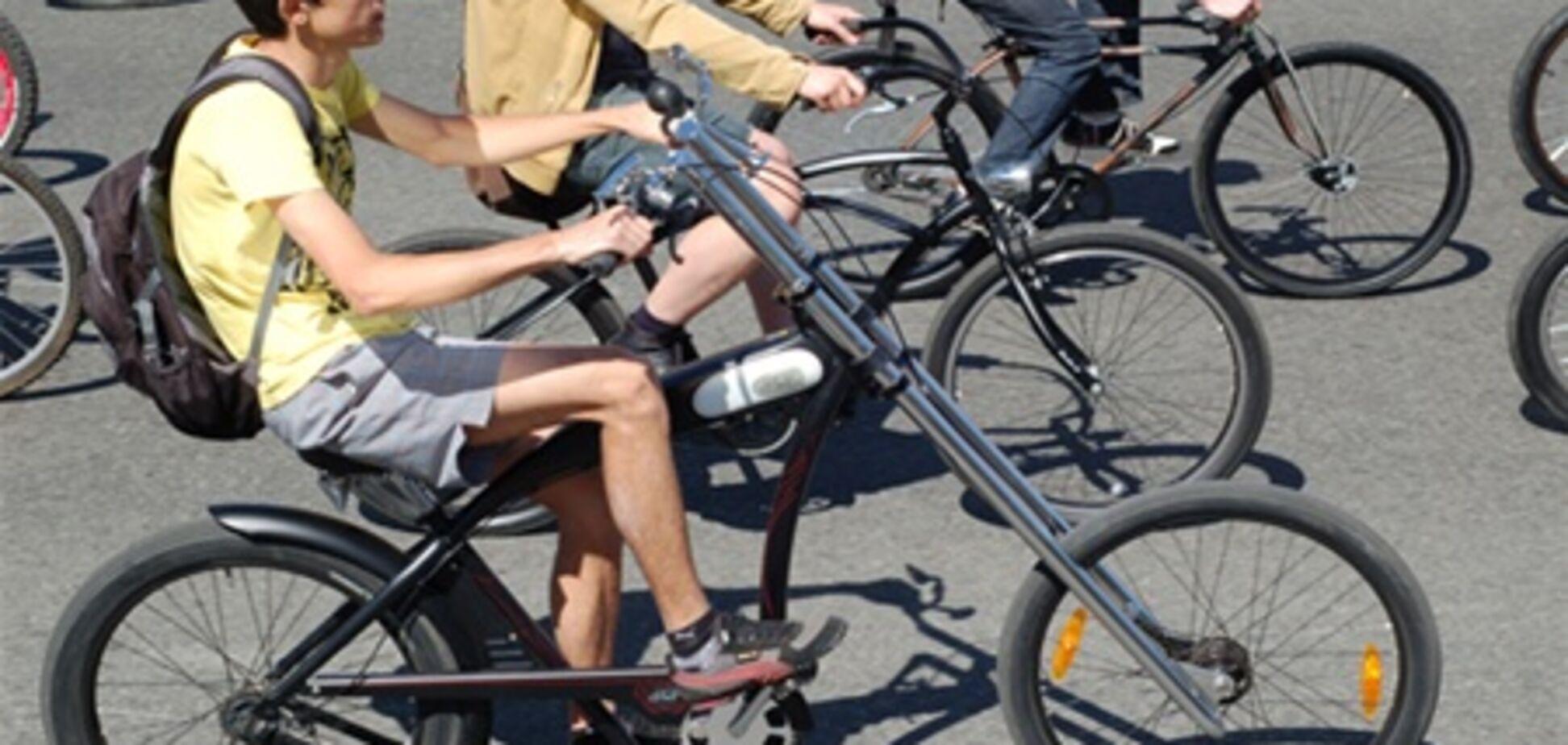 Велопробег «Под каштанами»: от четырех до семидесяти