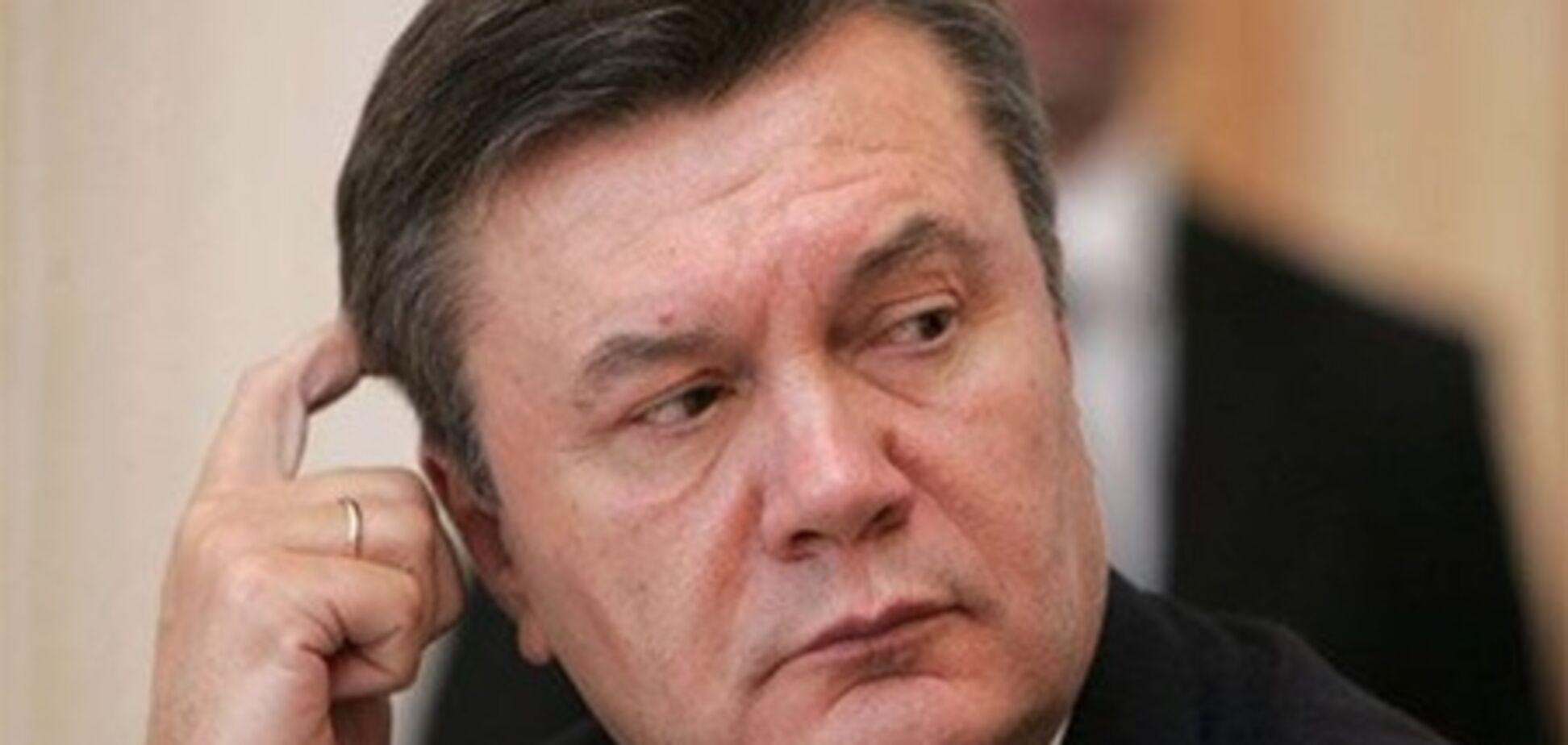 Ученые предложили Януковичу учредить День благодарения Богу