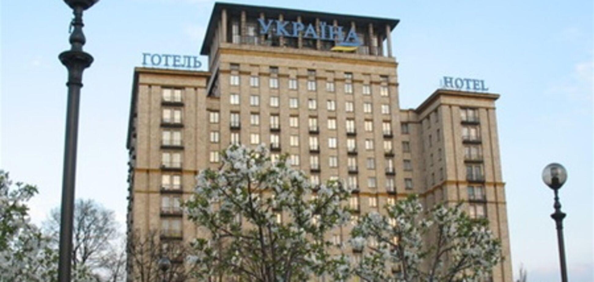 В столичных отелях на Евро свободно 2 тыс. номеров