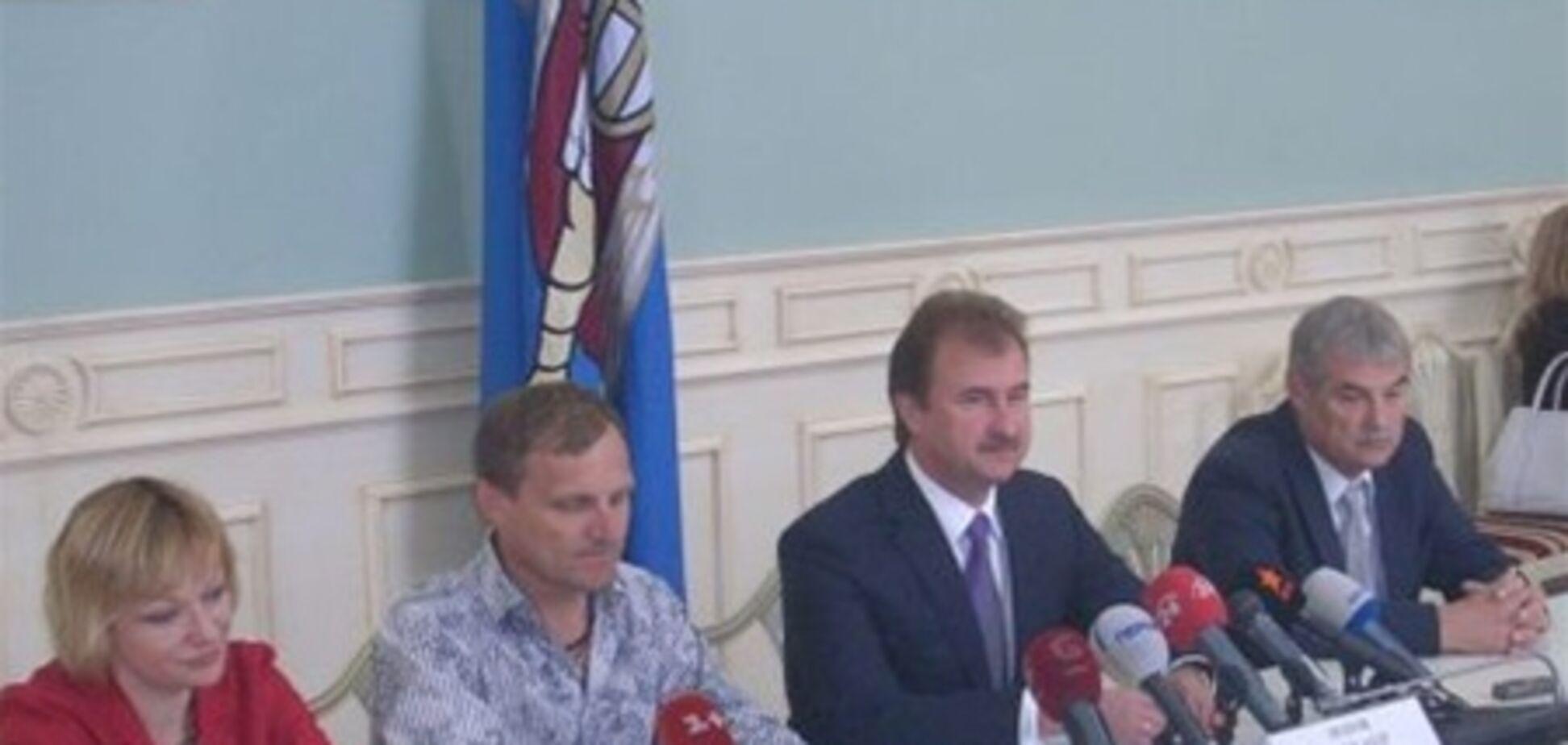Попов рассказал о Черновецком. Видео
