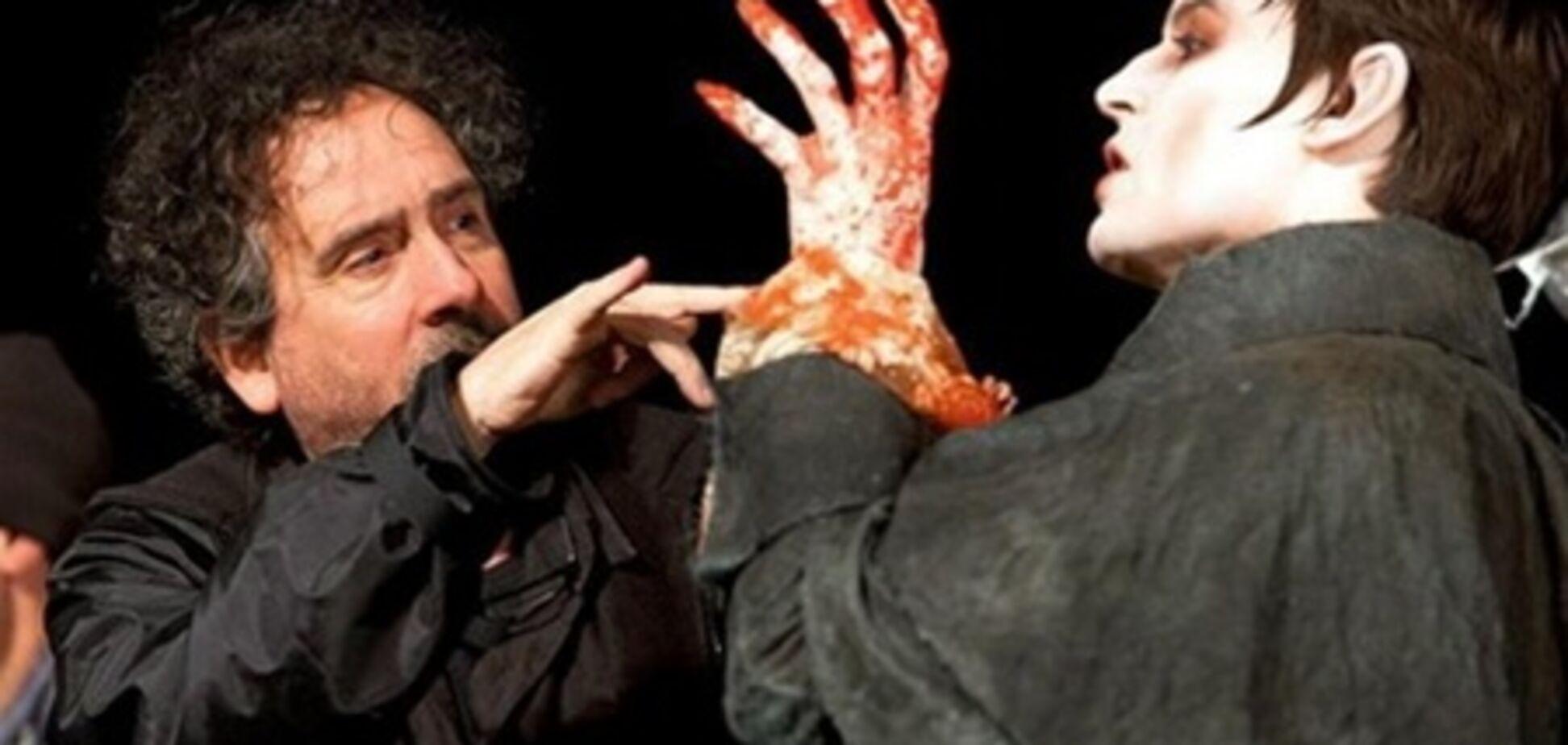 «Мрачные тени»: оторванный палец Джонни Деппа