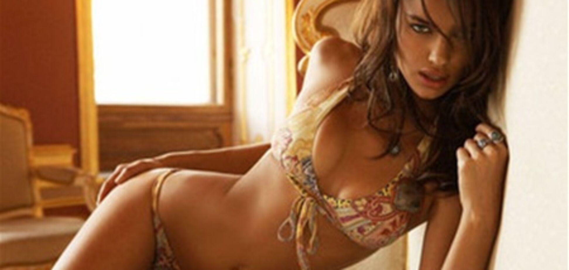 Подруга Криштиану Роналду снялась в очередной откровенной фотосессии