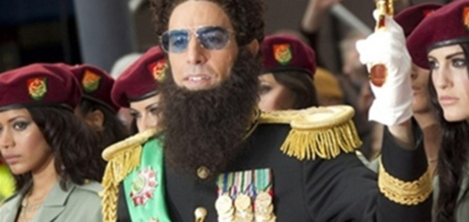 Лидерам Средней Азии не понравился юмор Саши Барона Коэна